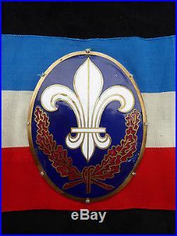 Insigne Politique Camelot du Roi brassard 1938