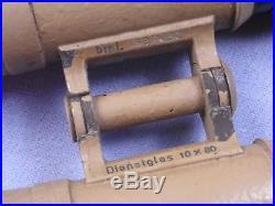 Jumelle de char allemande Dienstglass 7/50 bmj