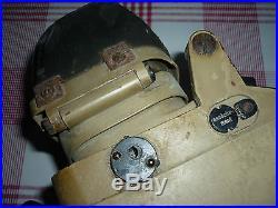 Jumelles 39 45 WW2 insigne militaire marine allemande française