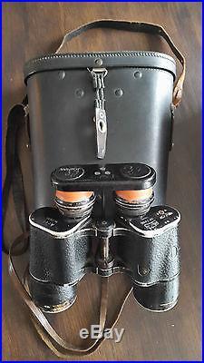 Jumelles CARL ZEISS Kriregsmarine DIENSTGLAS 7x50