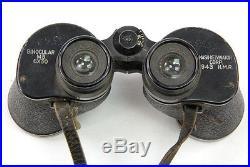 Jumelles US 1943 matriculée WW2 (matériel original)