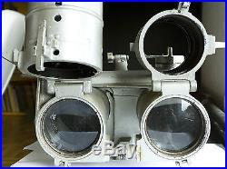 Jumelles allemandes kriegsmarine 10x80 20° Doppelfernrohr Fernglas