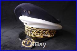 Justice Militaire Magistrat General casquette grande Tenue
