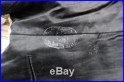 LOT vareuse col droit daté 1926 Gendarmerie départementale 1940's obsolète