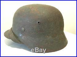 Le casque allemand M35