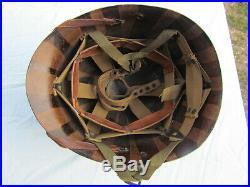 Liner Westinghouse Para Casque Parachutiste Us Ww2 Original