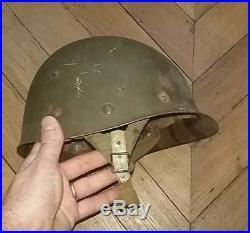 Liner casque para us indo normandie 1944