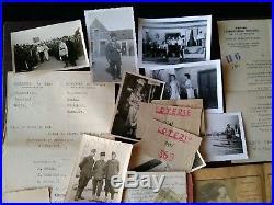 Lot Stalag prisonnier guerre