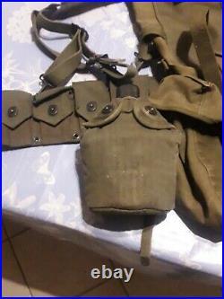 Lot US WW2 Original