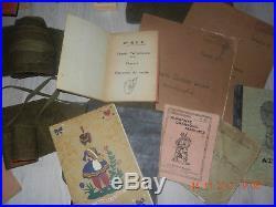 Lot france 39/40 maginot rif 1940 1939