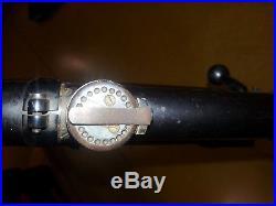 Lunette Allemande pour fusil Mauser