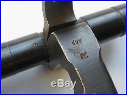 Lunette ZF41/1 allemand WWII K98 Mauser 98k originale 100% incomplete