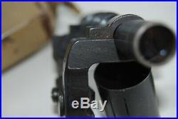Lunette ZF41/1 pour Mauser 98K 100% ORIGINALE