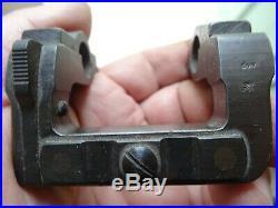Lunette ZF41 potence support DUV 100% Originale Mauser 98k WW2 zf-41 K98 ZF 41