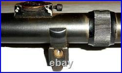 Lunette le tireur d'élite allemande de WW2 (Mauser K98) German Sniper Scope WWII