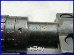 Lunette original ZF41/1 pour 98K ww1 ww2