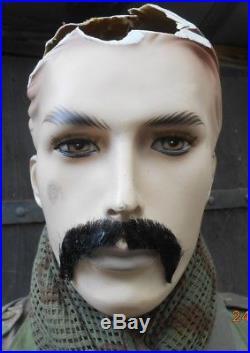 Mannequin complet combinaison anglaise peau de saucisson indo algérie