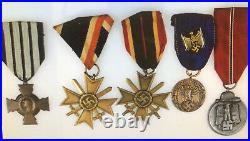 Medaille allemande ww2