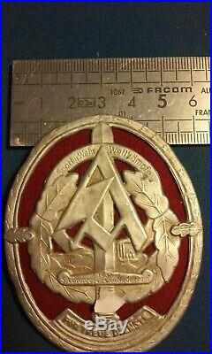 Médaille allemande ww2 SA 1933/1939