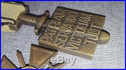 Médailles compagnon de la libération France libre FFL FAFL FNFL