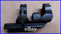 Montage lunette ZF41 pour MP43/1 allemand, sturmgewehr, zielfernrohr