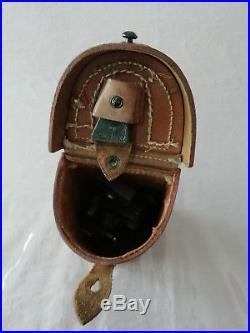 OPTIQUE DE MORTIER WW2 60 mm 1935 avec boîte de transport