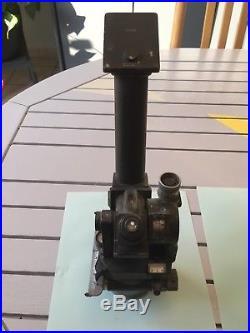 Optique + boite allemand RKR31 2nd guerre mondiale