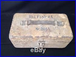 Optique pour la Flak Allemand Md 36