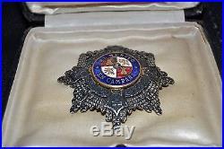 Ordre mérite militaire espagnol attribution 07/09/42 officier division azul