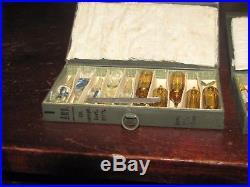 Original et rare boite médicale allemande WWII complète