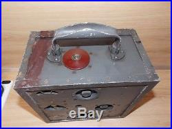 POSTE RADIO EMETTEUR /RECEPTEUR Mle ER 40 France 1939/40
