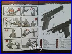 PROMOTION Pistolet COLT 1911 A1 gaz GOLDEN EAGLE 3005 38359 carcasse lourde GAS