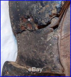 Paire de brodequins de combat type II US WW2 USA américain