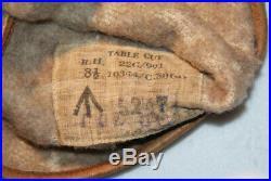 Paires de gants de pilote RAF 2 GM, tbe, anglais, 1939-1945, matriculés