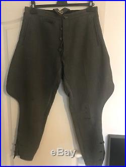 Pantalon Allemand Ww2