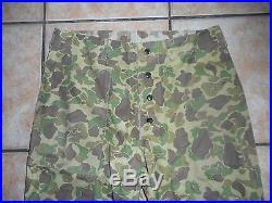 Pantalon Camoufler Us Hbt Mle 1943 Tap Indo