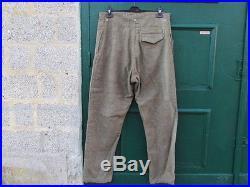 Pantalon De Battle Dress Anglais 1944 Gurka Wwii