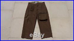 Pantalon P37 British Airborne anglais WW2