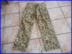 Pantalon Us Camoufler Mle 42 Hbt Porte En Indochine