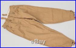 Pantalon Waffen Md 43 Tropical Allemand German WW2 WK2