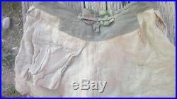 Pantalon allemand modifié