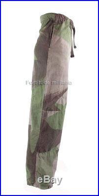 Pantalon camouflé Anglais -1943- BRITISH ARMY WW2 (matériel original)