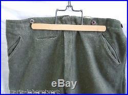 Pantalon culotte WH Allemand 2° Guerre Original WWII