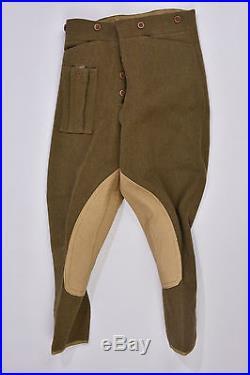 Pantalon culotte de Dispatch rider Anglais -1943- GB WW2 (matériel original)