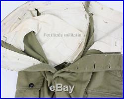 Pantalon de parachutiste US M-42 -US ARMY AIRBORNE WW2 (matériel original)