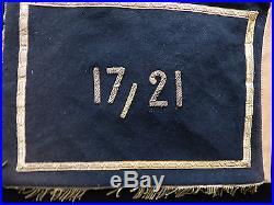 Para Génie 17é R G P 21 é Compagnie 1948