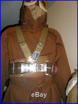 Parachute Aviorex Pilote Français 39/45 et Indochine. Armée de l'air, aviateur