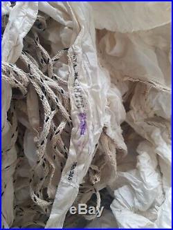 Parachute anglais de container de parachutage / FFI / Maquis