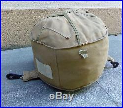 Parachute largage container anglais maquis FFI résistance 1943 1944