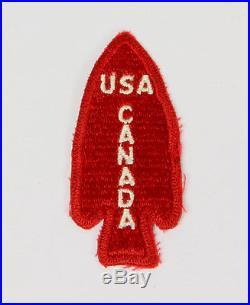 Patch US -1st Special Service Force- WW2 (matériel original)